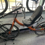 SOLD Cruzbike Q45 - Bronze